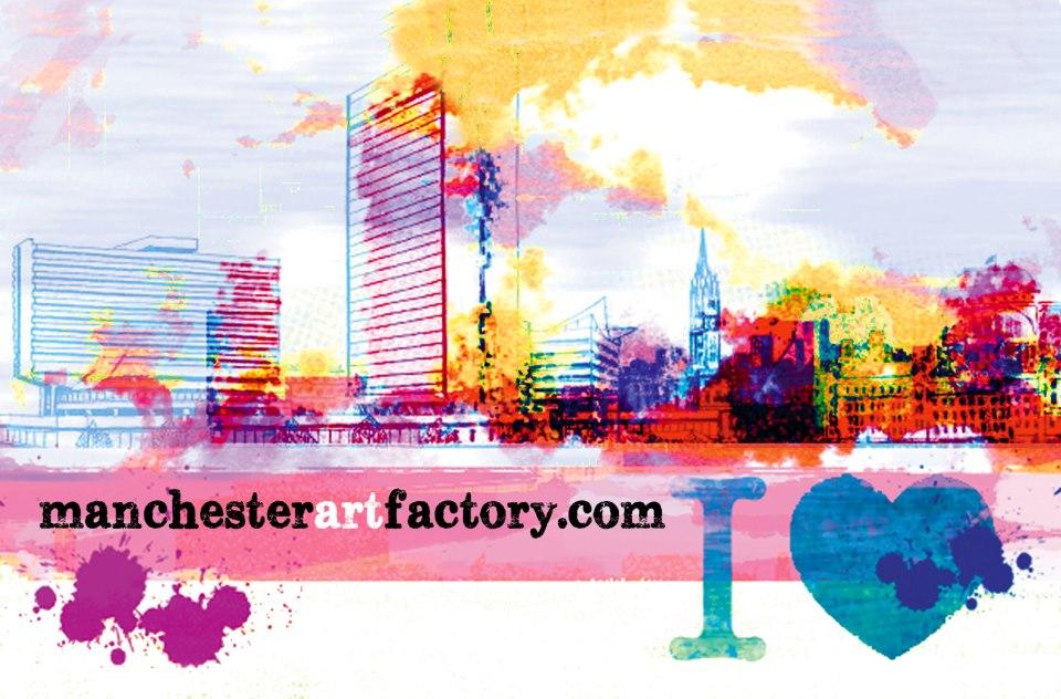 Manchester Art Factory Sponsors Chorlton Coffee Festival