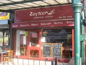 Zaytoon Chorlton