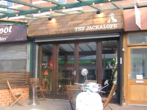 The Jackalope Chorlton