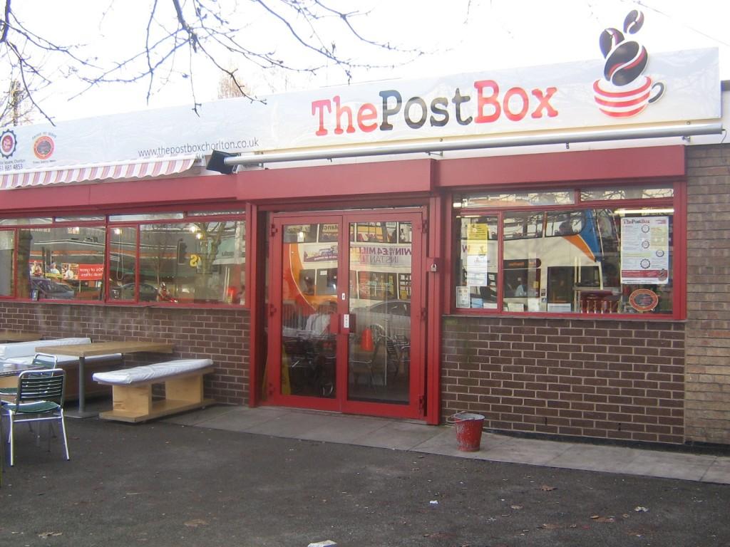 The Post Box Chorlton