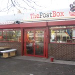 The Post Box Chorlton