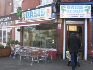 Oasis Chorlton