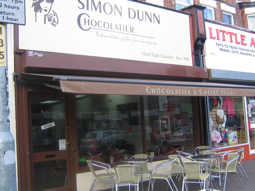 Simon Dunn Chocolatier