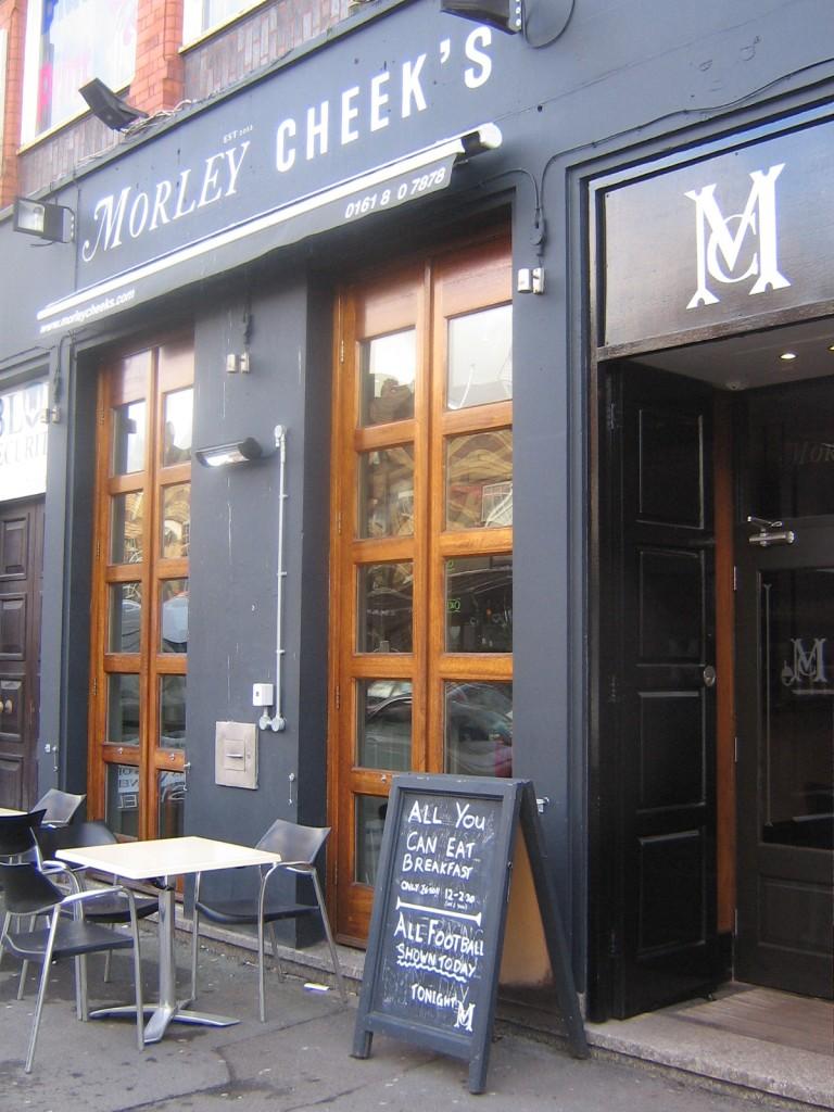 Morley Cheeks
