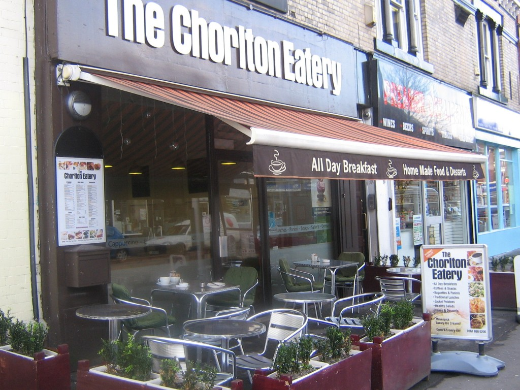 The Chorlton Eatery