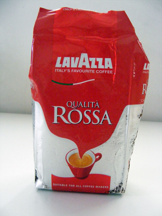 coffee rossa lavazza