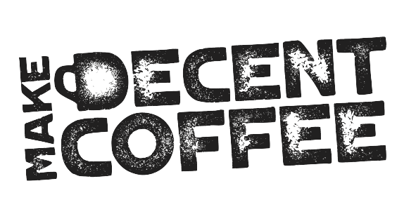 Make Decent Coffee Sponsors of Chorlton Coffee Festival