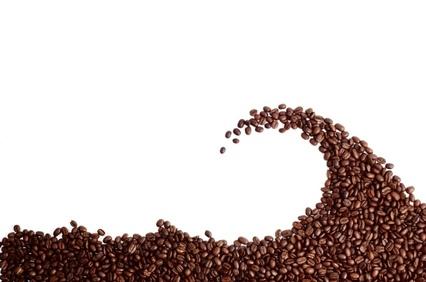 Chorlton Coffee Festival Coffee Wave Image