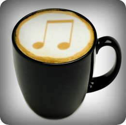 musical cappuccino